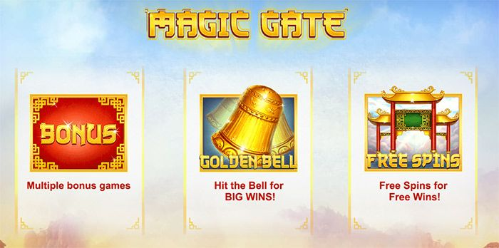 Magic Gate Slot Game