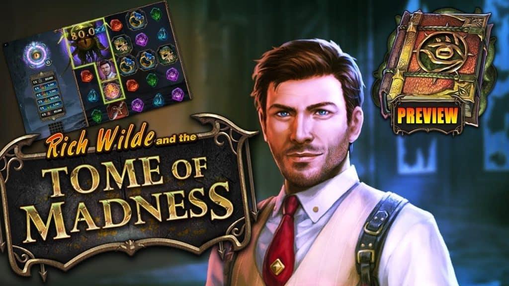 Rich Wilde and the Tome of Madness ภารกิจใหม่สุดคุ้มค่า